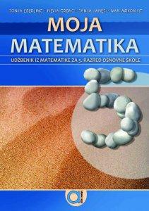 Matematika 5_udžbenik_Naslovnica